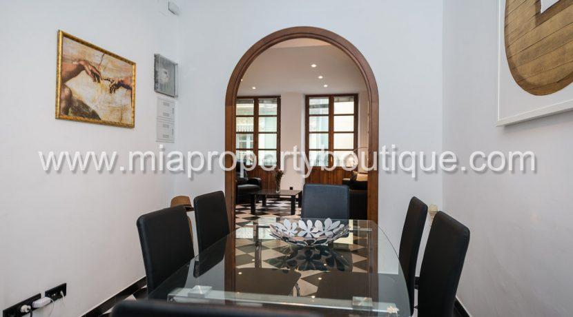 alicante city centre one bedroom flat for sale-6