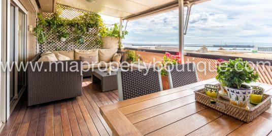 City Penthouse with Idyllic Sea Views, Alicante