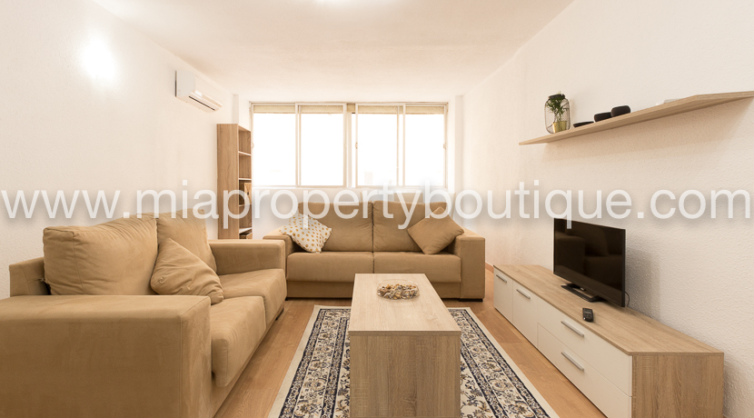Apartment recently renovated in the city centre