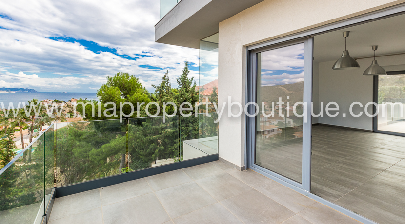Modern Villa with Sea Views! El Campello