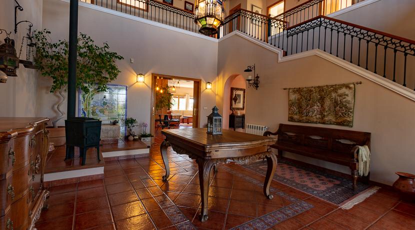 Luxurious Villa Near the Sea, Busot