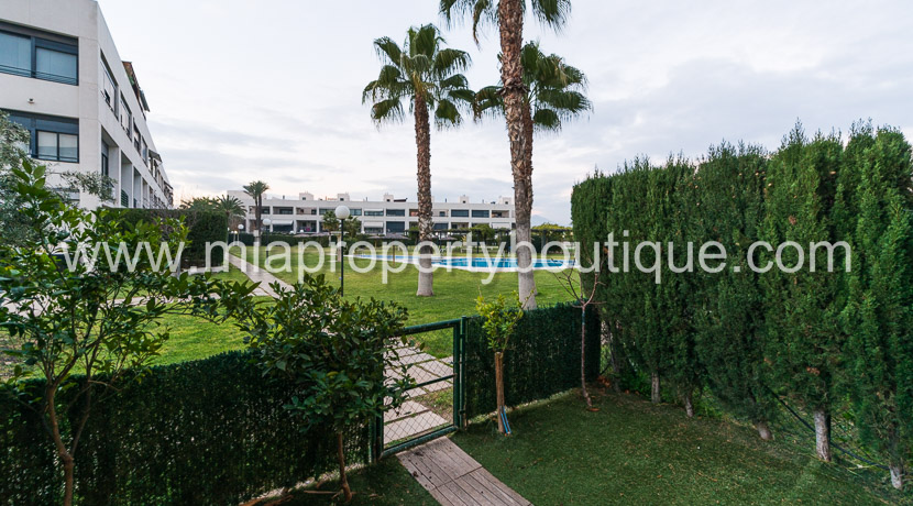Modern Spanish Townhouse at El Golf Alicante