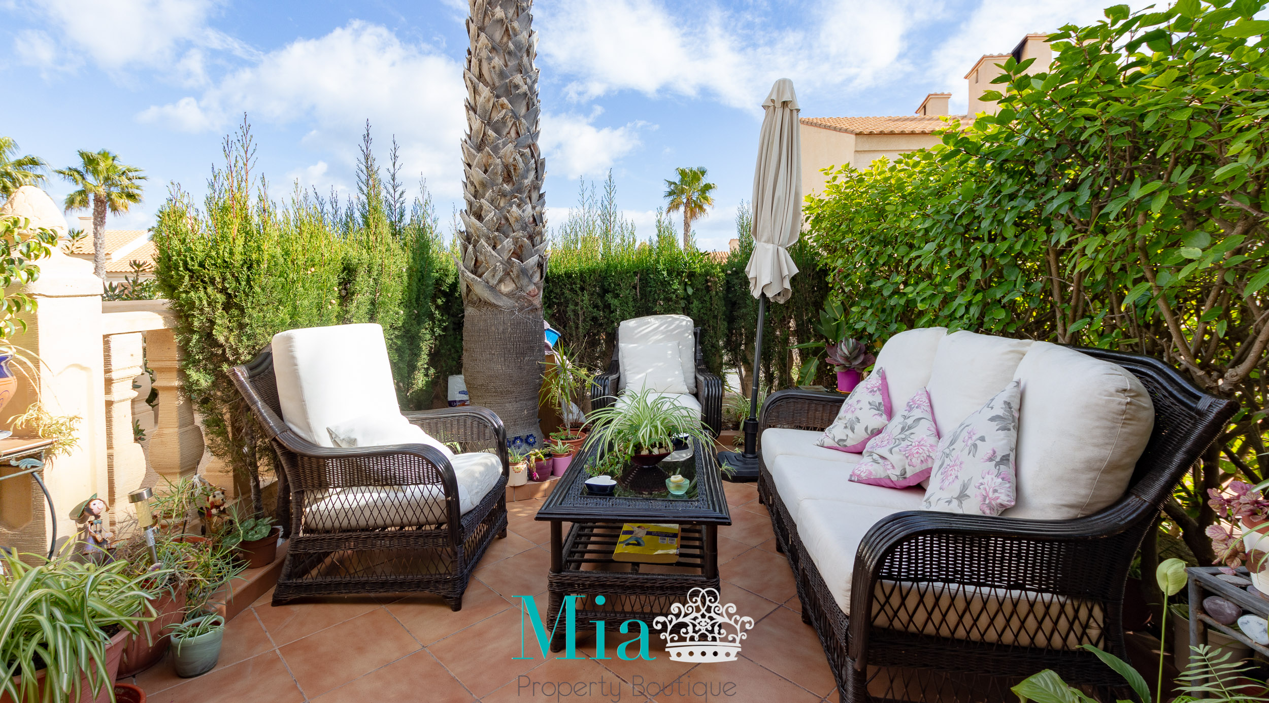 Charming terraced house in Gran Alacant