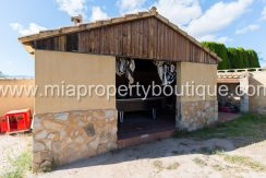 busot villa for sale mountain views-48