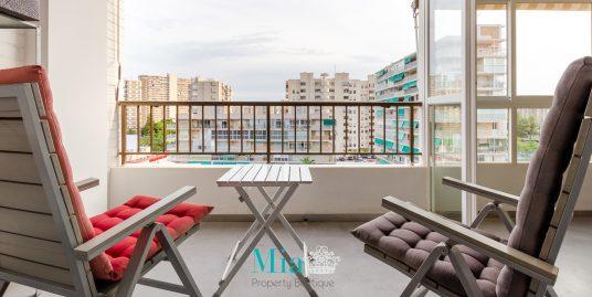 Beach Club Apartment for Rent, at Playa San Juan.