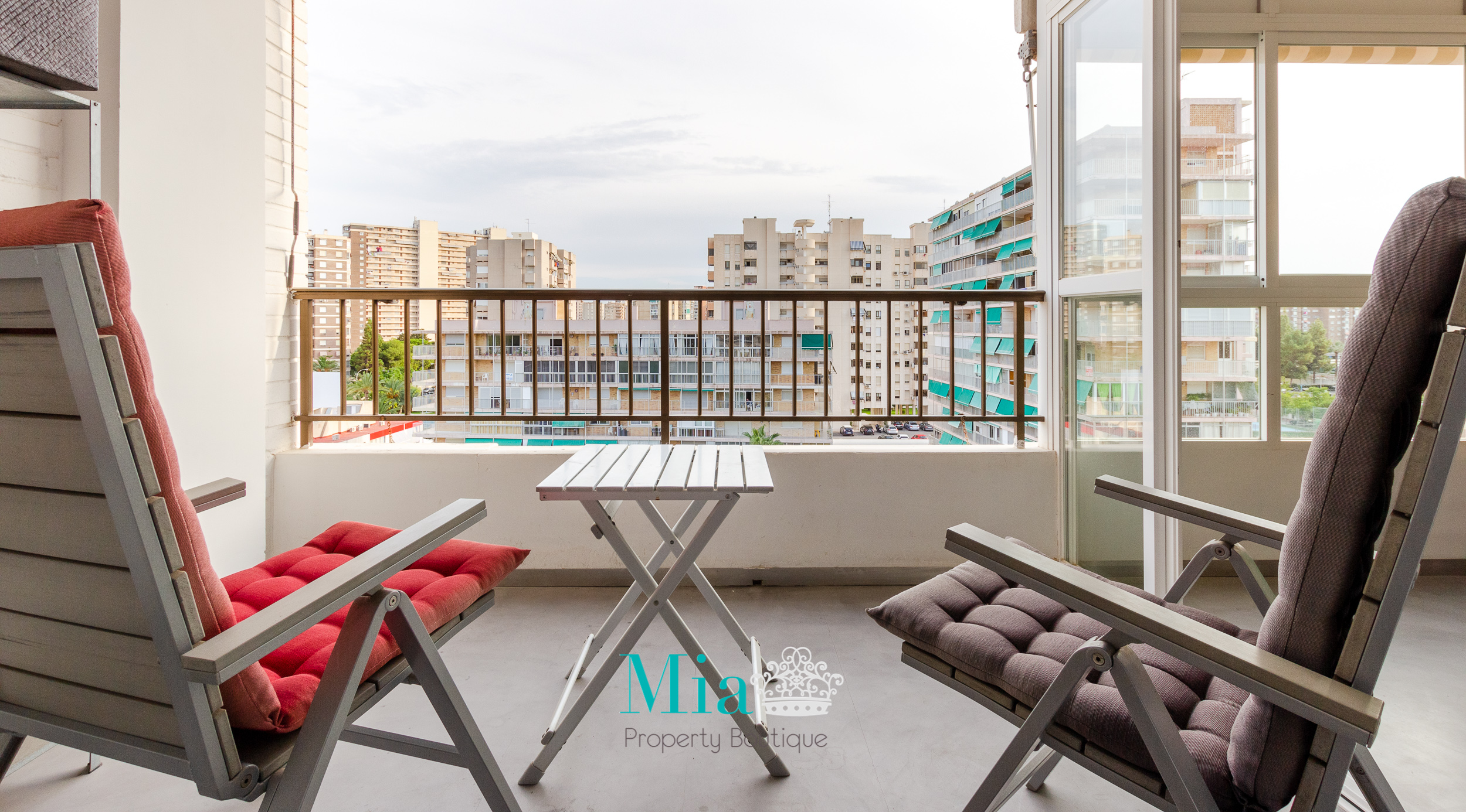 Beach Club Apartment for Rent, at Playa San Juan.