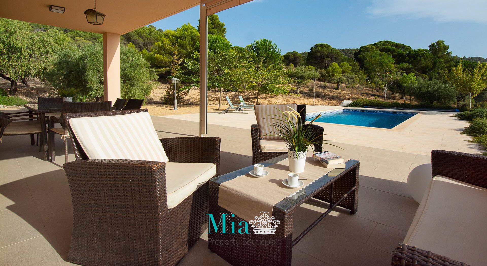 Villa with Breathtaking Views, Biar