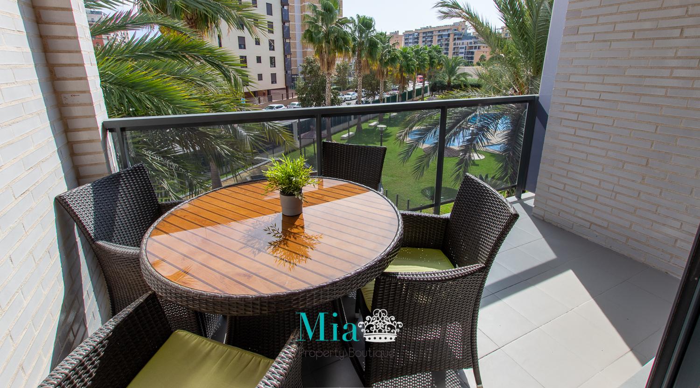 Fashionable Apartment, Pau 5, Playa San Juan