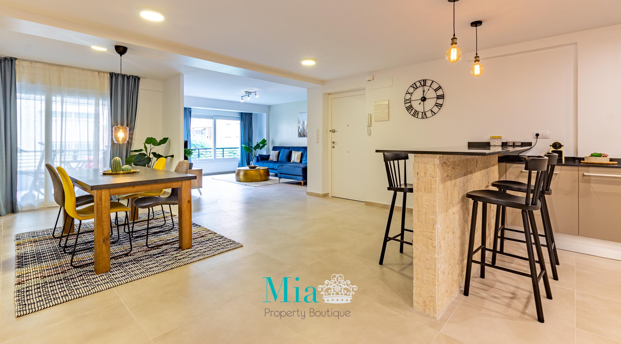 Copy of Stylish Apartment near Corte Ingles, Alicante City