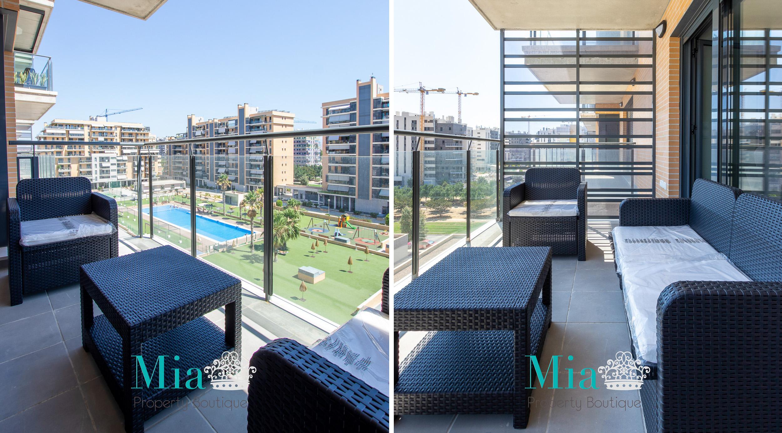 Modern  Apartment for Rent Pau 5, Playa San juan