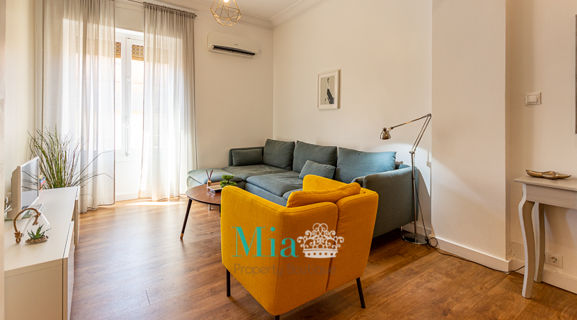 Beautiful spacious and bright apartment in Alicante Centre