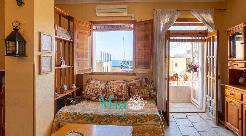 Casita with Sea Views, Alicante