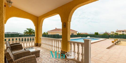 Villa with Views, Busot