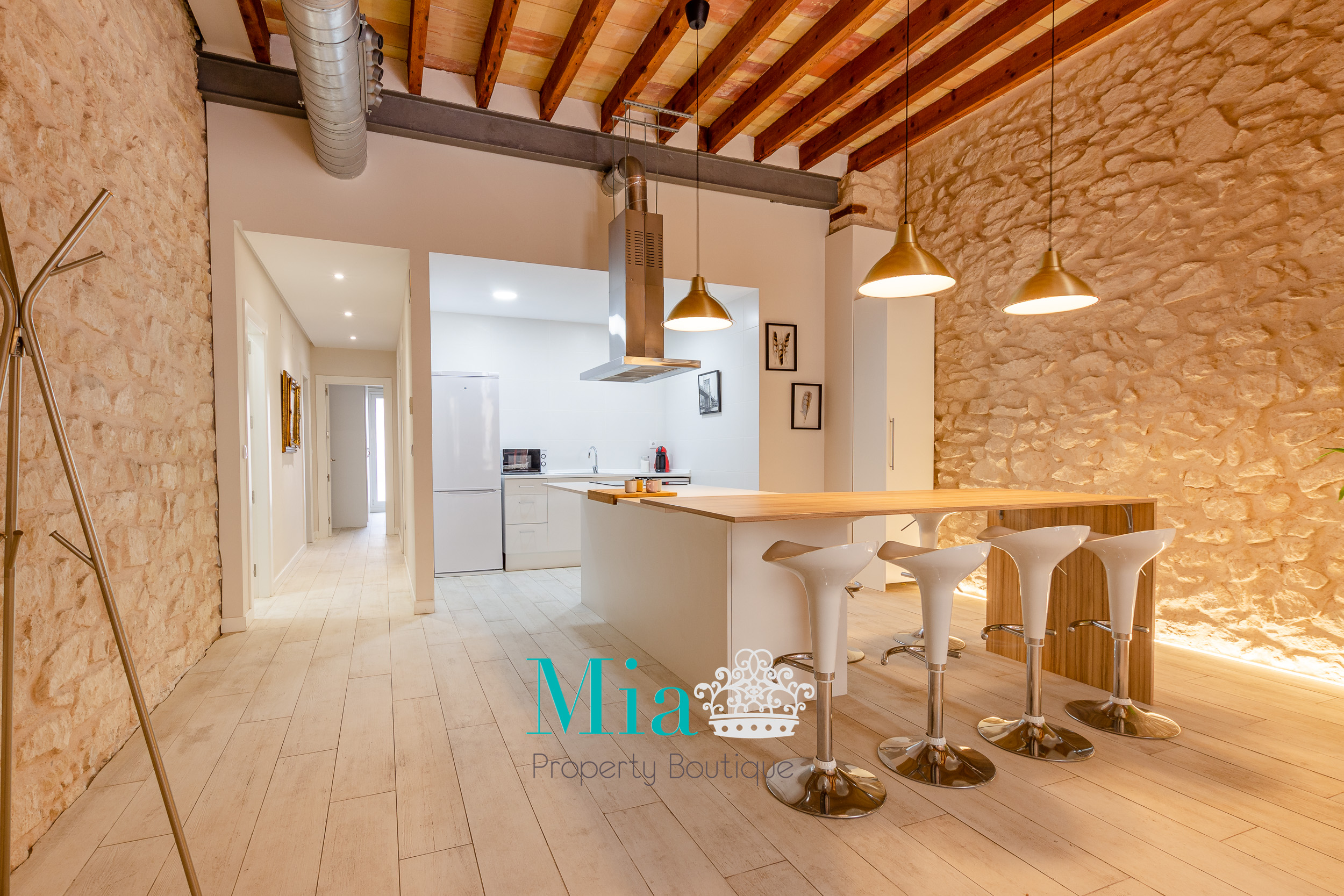 Chic Apartment for Rent, Alicante City