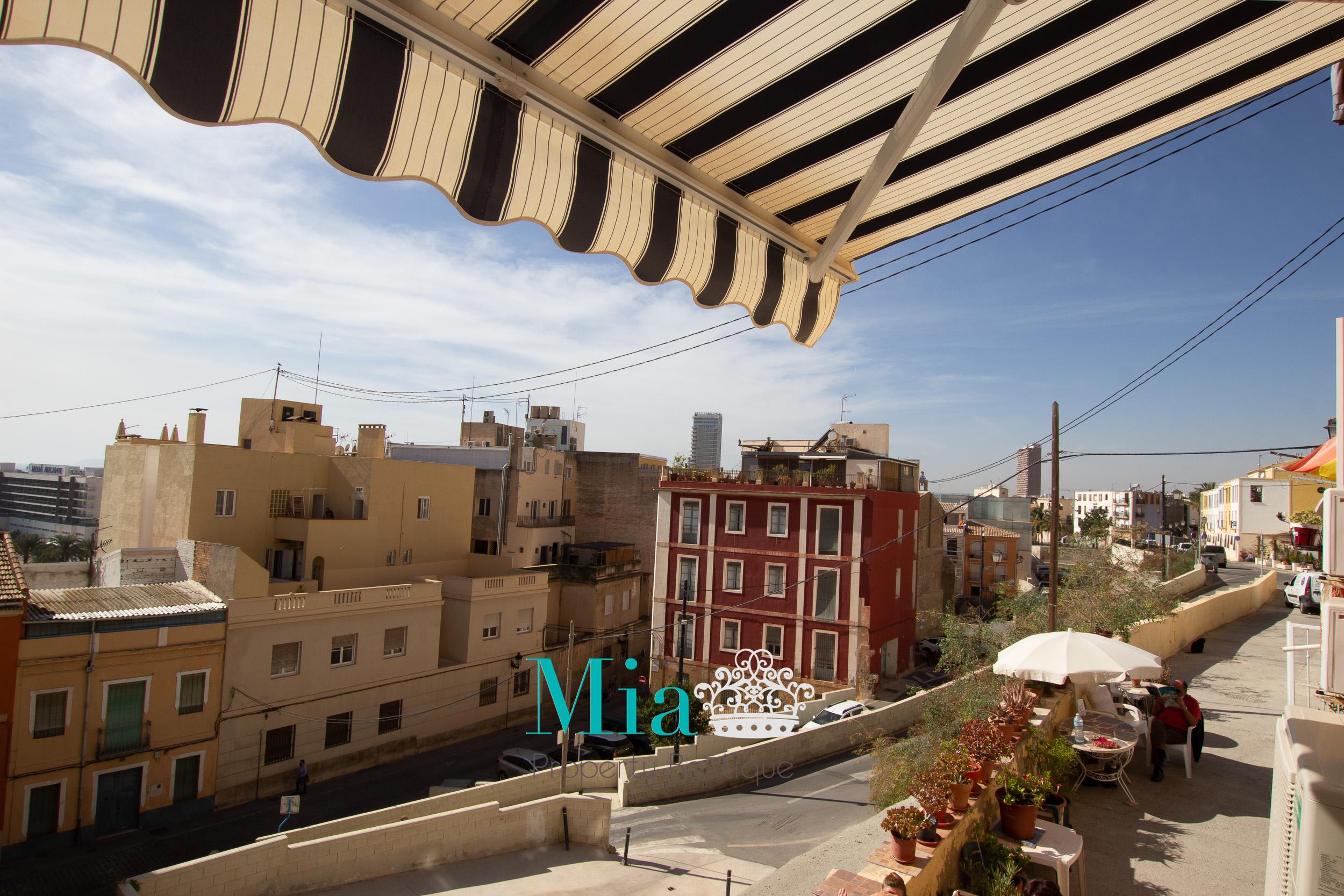 Beautiful Casita, Old Town Alicante