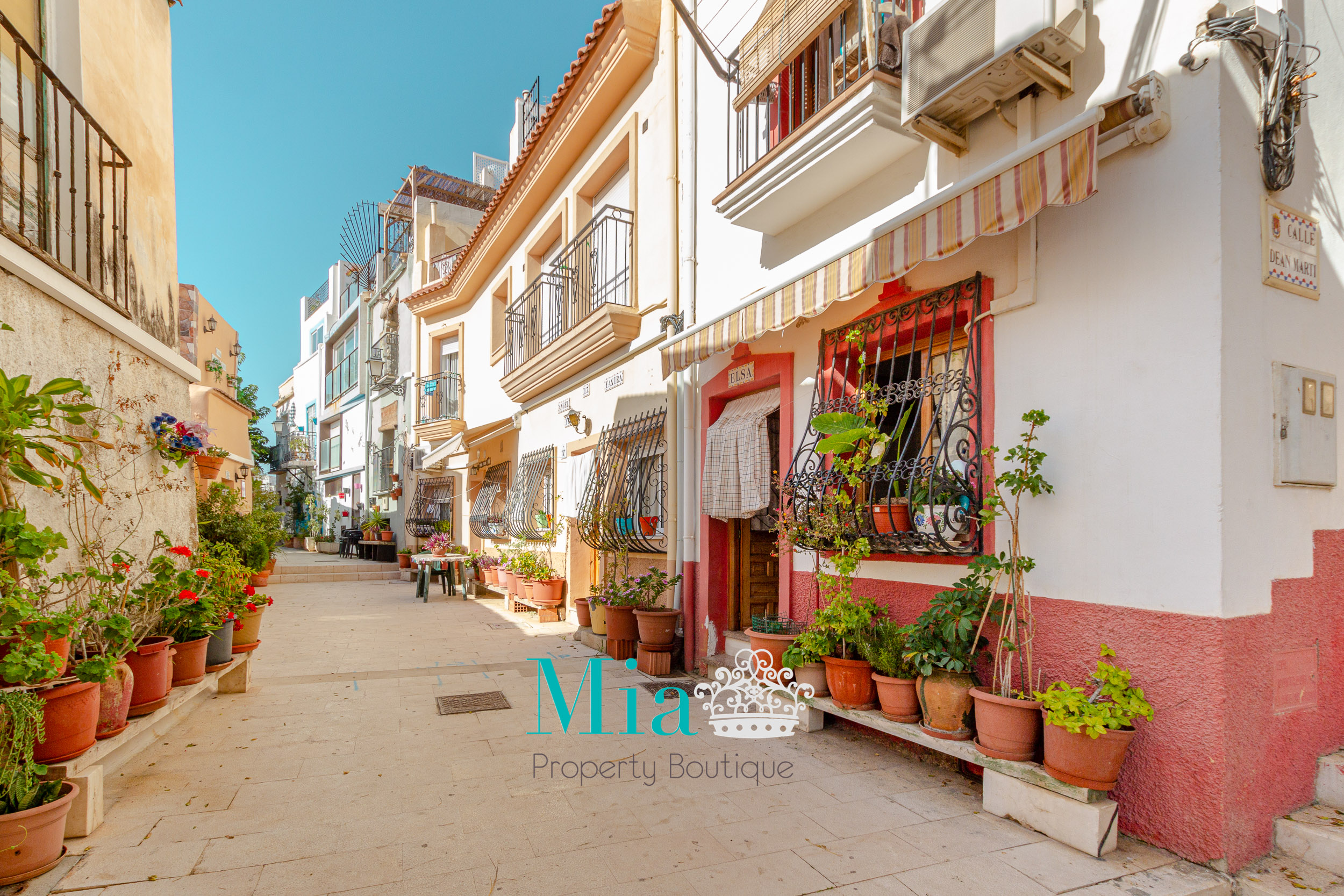 Beautiful house, old town, Alicante