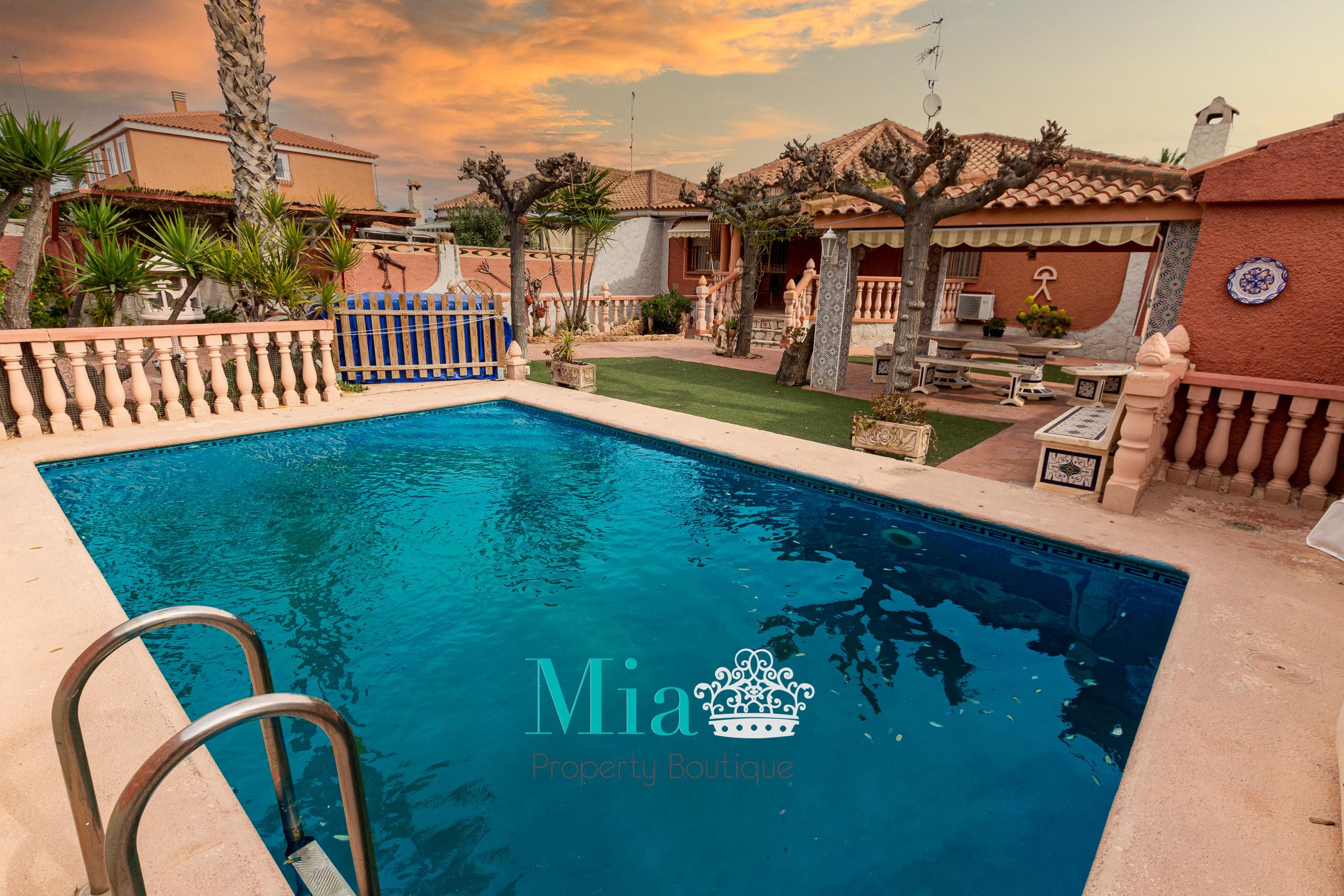 Rent to Buy Option Villa, San Vicente Alicante