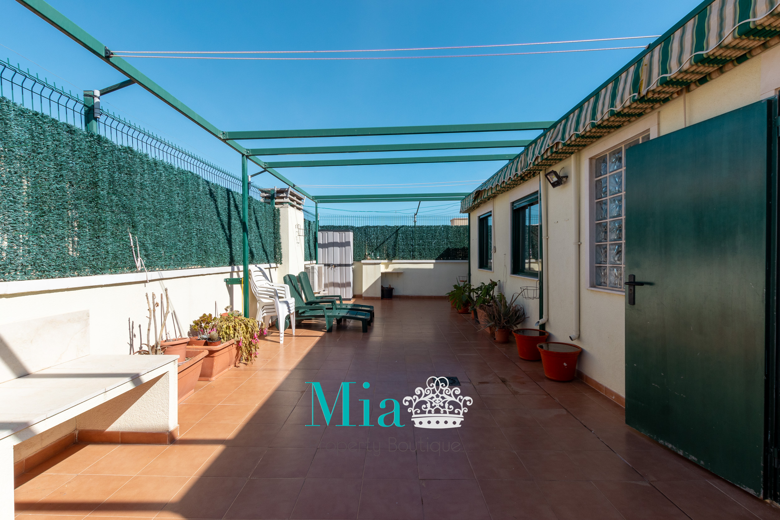 Penthouse with Roof Terrace, San Juan Alicante