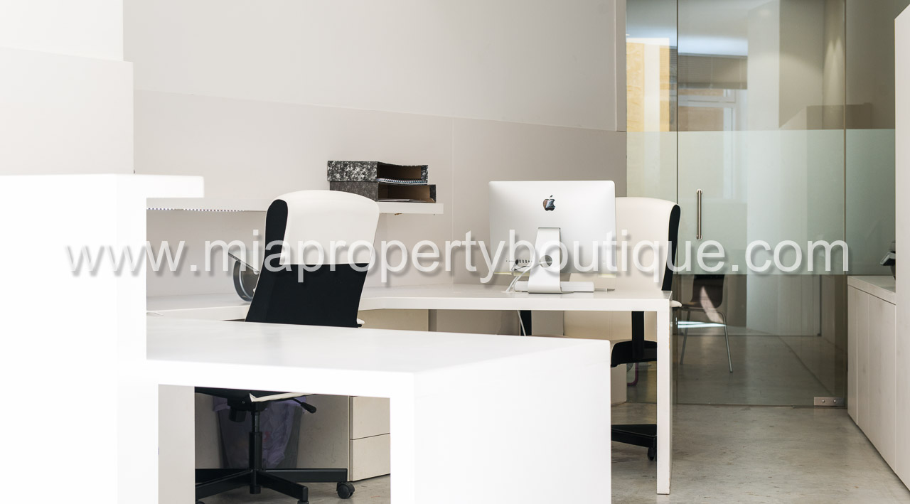 Office for Rent with Project, Alicante Historico