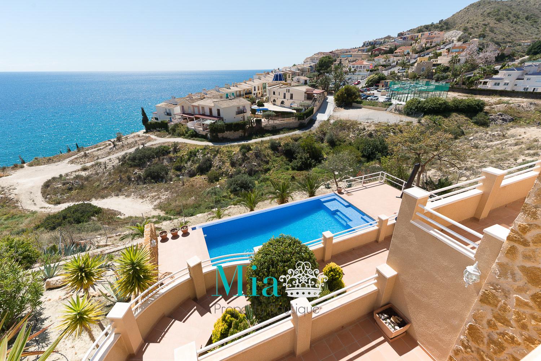 Beautiful villa, cala la merced