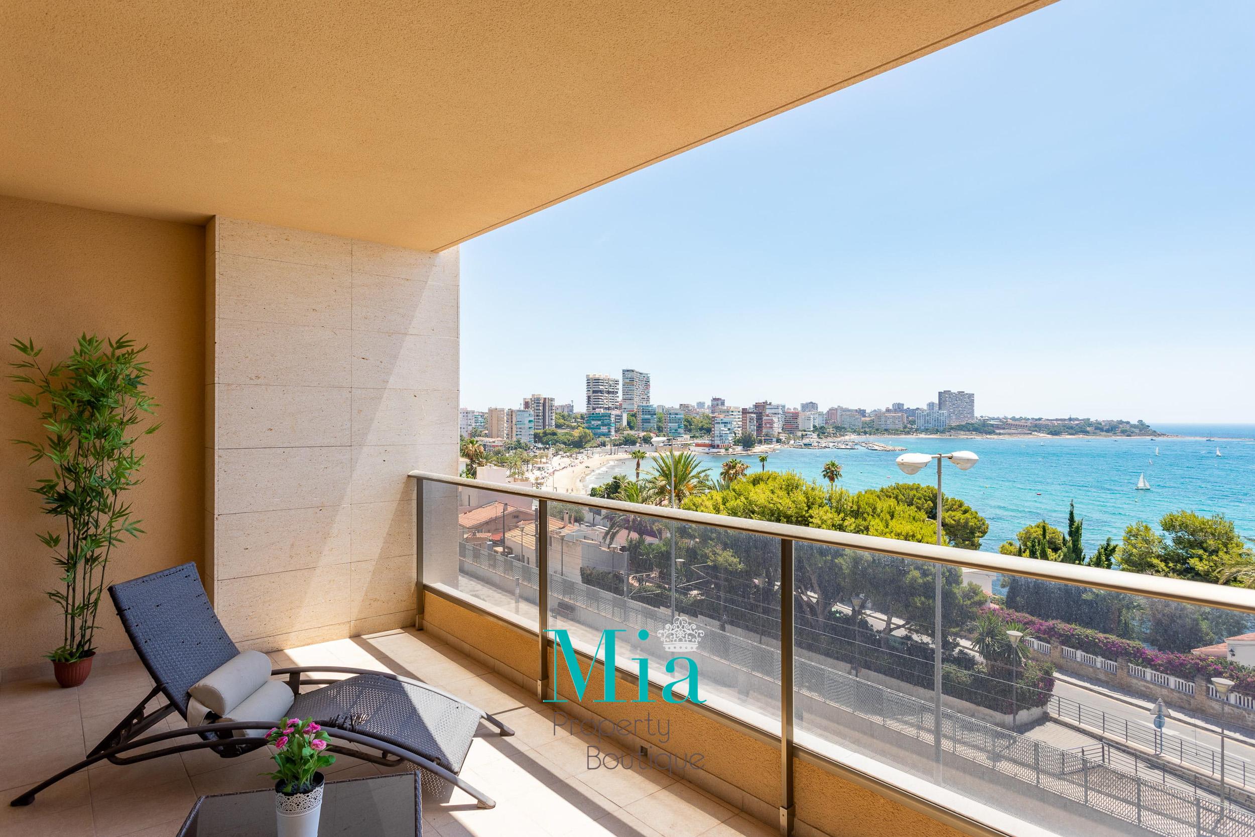 Fabulous Sea Views Apartment, Albufereta