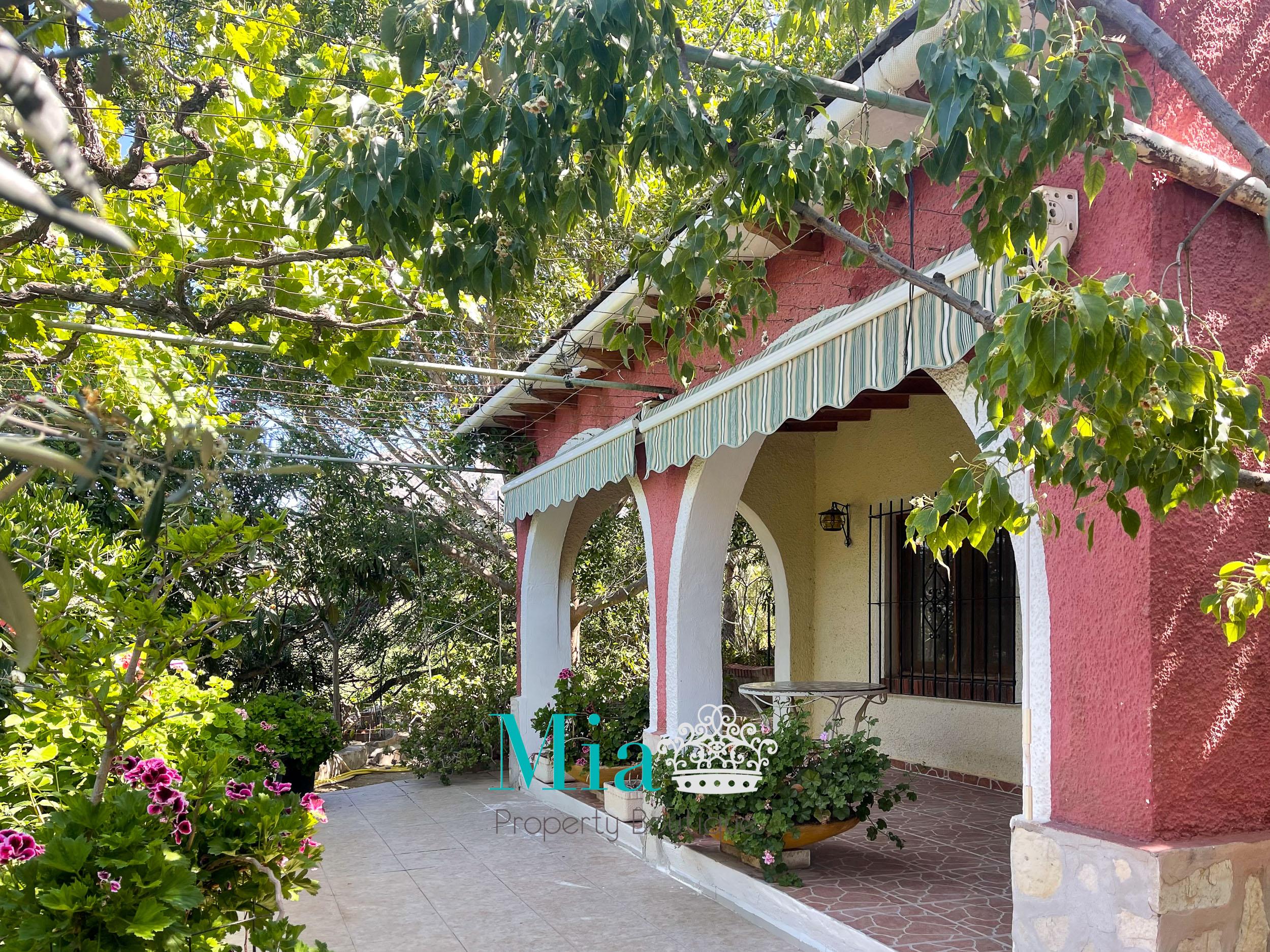 Charming home, Busot